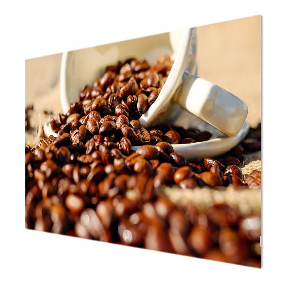 Glasbildheizung Motiv 016 Kaffee 2