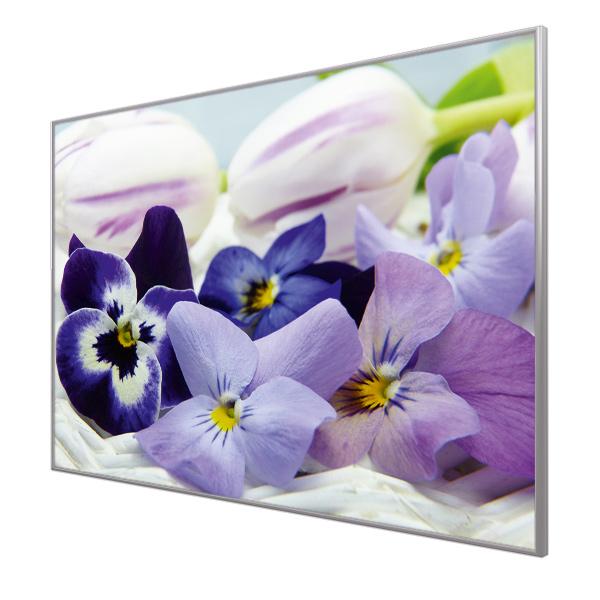 Bildheizung Motiv 002 Blüten