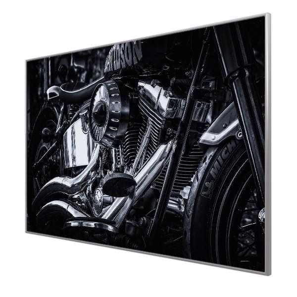 Bildheizung Motiv 014 Motorrad