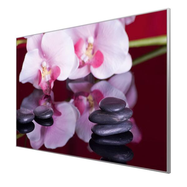 Bildheizung Motiv 003 Orchideen