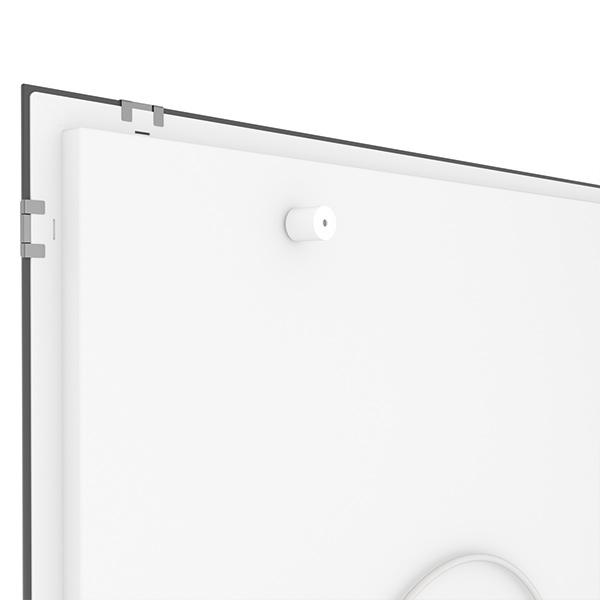 Spiegelheizung 750Watt 90x70cm