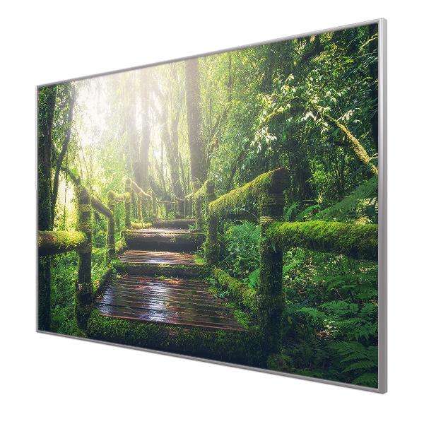 Bildheizung Motiv 019 Dschungel
