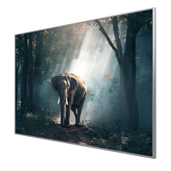 Bildheizung Motiv 021 Elefant