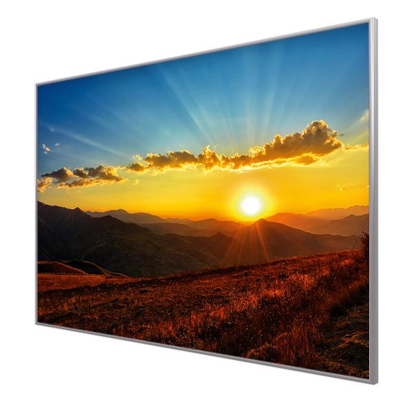 Bildheizung Motiv 008 Sonnenuntergang